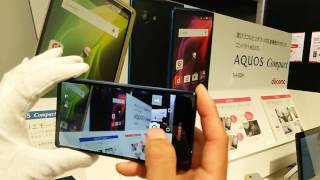 getlinkyoutube.com-S-MAX:シャープ製スマートフォン「AQUOS Compact SH-02H」ファーストインプレッション