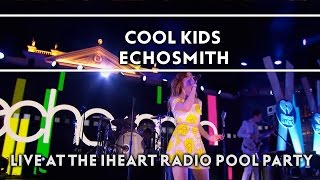 getlinkyoutube.com-Echosmith – Cool Kids (Live on the Honda Stage at the iHeartRadio Summer Pool Party) [EXTRAS]