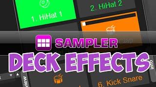 getlinkyoutube.com-Sampler Deck Effects - VirtualDJ 8