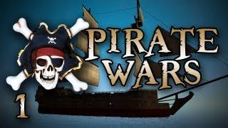 getlinkyoutube.com-Pirate Wars! (GMod Pirate Wars) #1