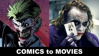 "getlinkyoutube.com-Heath Ledger is The Joker! From ""Death of the Family"" in Batman to Jack Nicholson & Mark Hamill!"