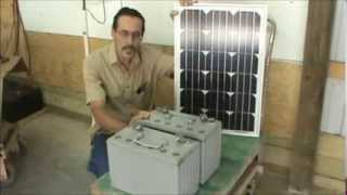 getlinkyoutube.com-Solar panels for the beginner How to Part one Missouri Wind and Solar simple instructions