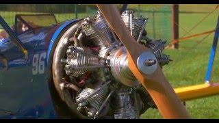 World Models Stearman • Evolution 7 Cylinder Radial