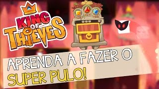 getlinkyoutube.com-King of Thieves - SUPER PULO - Curso Completo de Pulos Especiais!