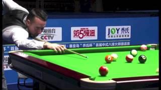 getlinkyoutube.com-Chinese 8 Ball Masters 2013 - Final (Potts vs Melling): Part 1