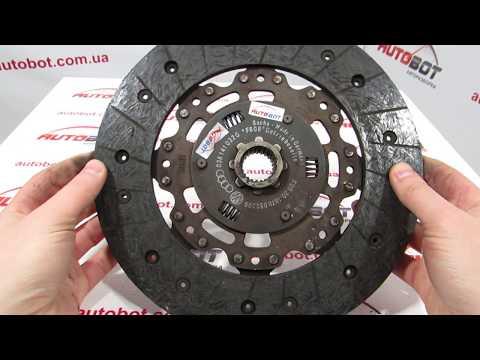 038141032G Диск сцепления VAG для AUDI A1/S1 I (8X1) 1 4 TSi от 2010г