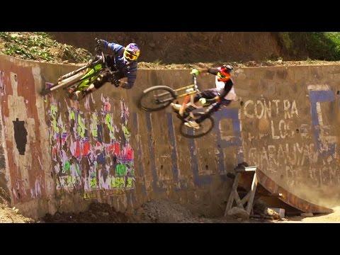 Urban Mountain Bike Madness in Peru