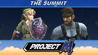 getlinkyoutube.com-Summit - Gndalf (Link) vs Yata! (Snake) - Project M