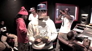 getlinkyoutube.com-Kevin Gates in the studio With S-8ighty