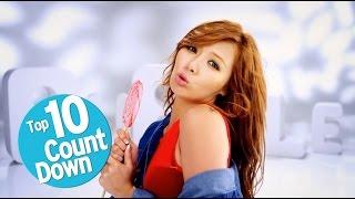 getlinkyoutube.com-Top 10 Iconic K-Pop Songs
