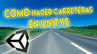 getlinkyoutube.com-Como hacer carreteras en unity5 con easy roads