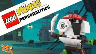 (TFAF) LEGO Mixels Series 8 Personalities