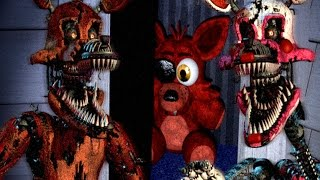 getlinkyoutube.com-Five Nights at Freddy's 4: Closet Simulator