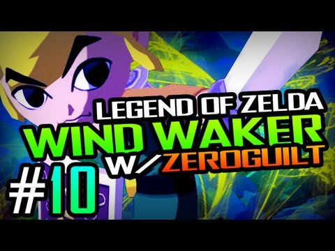 Legend Of Zelda Wind Waker: Seas, Wind & Memories W/ ZeroGuilt Ep 10 Reunited To The Tribe