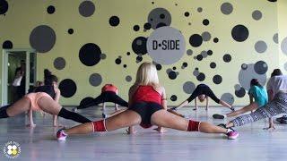 getlinkyoutube.com-Mozgi - Bayla   Twerk by Yana Tsibulskaya   D.side dance studio