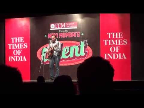 One Day - Matisyahu (Performed by Silford for Times of India - NMGT)