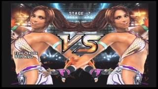 getlinkyoutube.com-E24K's Tekken 5 - Christie Monteiro Arcade Battle Gameplay [HARD]