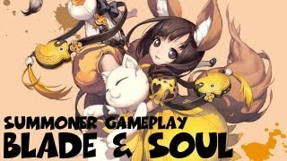 getlinkyoutube.com-Blade and Soul: Summoner Introduction