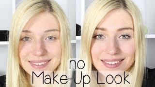 getlinkyoutube.com-NO MAKE - UP Make-Up Look
