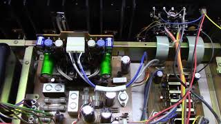 getlinkyoutube.com-Biasing a Sansui 8080DB & Stereo Amplifier Biasing Explained - BG083