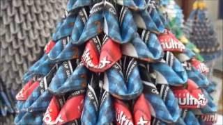 getlinkyoutube.com-Catedral de San Basilio - Origami 3D