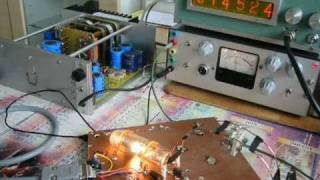 getlinkyoutube.com-Hand Made Vacuum Tubes by Claude Paillard