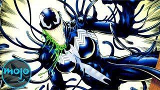 Top 10 Villains Who Have Worn the Venom Symbiote
