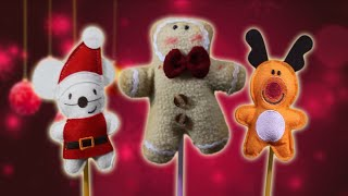 getlinkyoutube.com-Christmas Toys Finger Family Song | Merry Christmas Daddy Finger Festive Nursery Rhyme | Xmas Carols