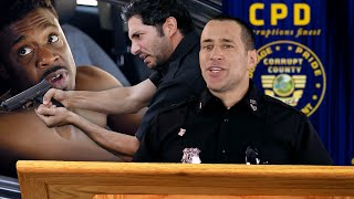 Police Brutality Press Conference #ADDSKETCH