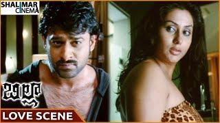 Billa Movie || Prabhas & Namitha Superb Love Scene || Prabhas, Krishnam Raju || Shalimarcinema width=