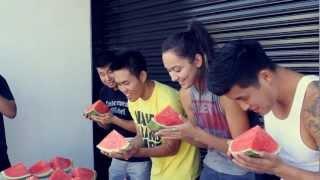 getlinkyoutube.com-Watermelon Challenge