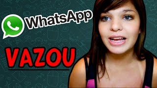 getlinkyoutube.com-MEU WHATSAPP VAZOU D: