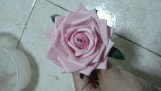 getlinkyoutube.com-วิธีทำดอกกุหลาบ:How to make a rose