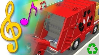 getlinkyoutube.com-TuTiTu Songs | Garbage Truck - Recycling Song | Songs for Children with Lyrics