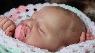 getlinkyoutube.com-Christina'sReborns - Reborn Baby Box Opening (Girl)  - Princess Charlotte Replica)