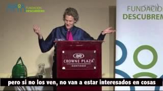 Temple Grandin en Chile