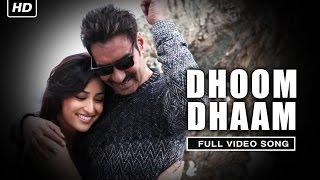 getlinkyoutube.com-Dhoom Dhaam (Uncut Video Song) | Action Jackson | Ajay Devgn & Yami Gautam