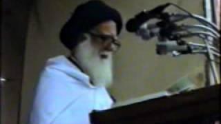 الخطبة الخامسة والاربعون (( والأخيرة )) الكاملة  للسيد الشهيد محمد صادق الصدر قدّسَ الله سره الشريف