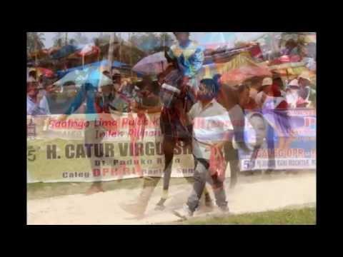 Pacuan Kuda Payakumbuh. Kubu Gadang, 10 Februari 2014