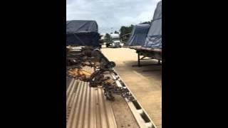 getlinkyoutube.com-Melton Truck lines Birmingham terminal/orientation and proper load securement