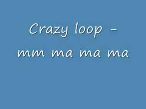 Crazy Loop de Supermodelo 2007 Letra y Video