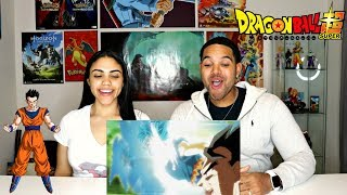 DRAGON BALL SUPER EPISODE 120 REACTION!!! GOHAN, GOKU AND VEGETA TEAM UP AGAINST UNIVERSE 3!!