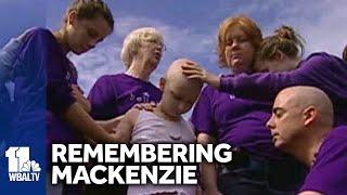 getlinkyoutube.com-Girl, 13, Who Battled 5 Years Of Cancer Dies