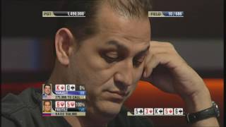 Poker Etiquette - Freitez Poker Angle Shoot