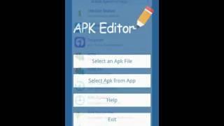 شرح كامل لبرنامج apk editor pro