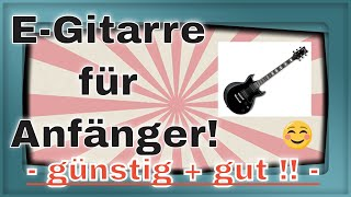 getlinkyoutube.com-Anfänger E-Gitarre kaufen - Ibanez GAX 30 Profi-Test