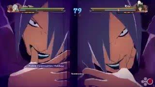getlinkyoutube.com-Naruto Storm 4 DLC: Sound 4 Ougis + Zabuza & Haku's Team Ougi [English Dub]