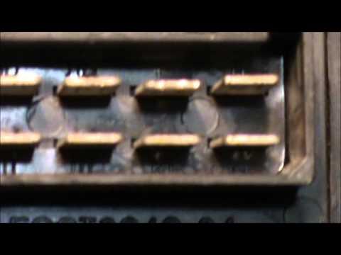 Проверка реле поворотов РС950 951