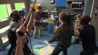 VGHS S3E1 - Behind the Scenes