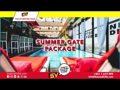 Summer Gate Package